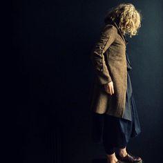 plumes-feathers:  Brown Herringbone Tweed Jacket by 13Threads on etsy