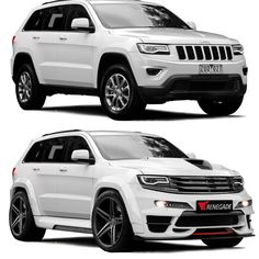 Tyrannos body kit for Jeep GC Worldwide shipping . prepare for painting. Srt8 Jeep, Jeep Grand Cherokee Laredo, Grand Cherokee 2011, Jeep Liberty Sport, Suv Cars, Jeep Compass, Amazing Cars, Jeeps, Motors