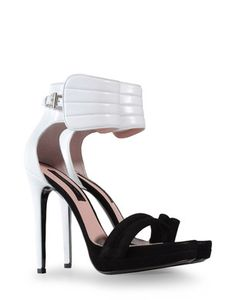 BARBARA BUI  Platform sandalsCollection: Spring-Summer