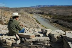 Hot Springs Historic District - Big Bend National Park   Mountain Trail Region