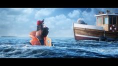 Agency: Publicis Production Company : Wizz Producer : Matthieu Poirier Directors : Flying V Design : William Laborie / Flying V Concept Art : Yann Boyer 3D/VFX : Fix studio/QUAD Group Post Producer : Christelle Prud'homme  Editing Assistant : Cecil Cahen Coordinatrice de production : Natelene Darfeuille Supervisor 3D : Matthieu Negrel 3D : Arnaud Joli, Bruno Le guern, Nicolas Trotignon, Alexia Schmidt, Jerome Caperan, Olivier Osotimehin, Matthieu Bernadat, Audric Escales, Daniel L...
