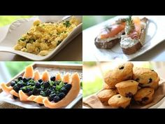 ▶ Beth's Easy Mother's Day Brunch - YouTube
