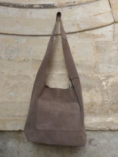 9f034c803a53 Stunning Suede Handbag. Brought back into production by Owen Barry due to  popular demand.