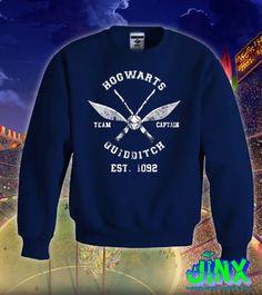 Playera o Camiseta Quidditch -Jinx