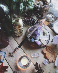 Magickal Ritual Sacred Tools:  #Tools of the #Craft.