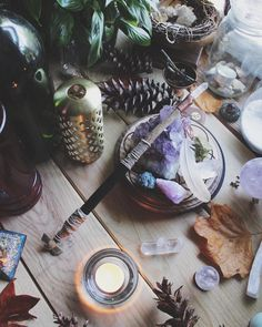 Magickal Ritual Sacred Tools:  #Tools of the #Craft.