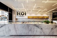 KOI Kitchen by loopcreative, Sydney – Australia » Retail Design Blog
