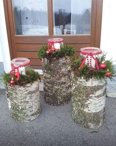 7 kreative DIY-Ideen für alte Baumstämme zu Hause… Ich mach' noch heute Nummer 5! - DIY Bastelideen