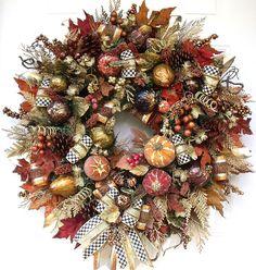 Autumn Fall Wreaths