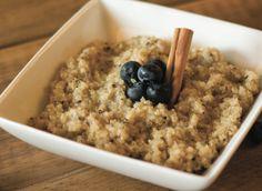 Quinoa Porridge on http://www.draxe.com