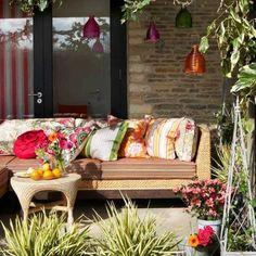 Herbst-Patio-Dekoration-vintage
