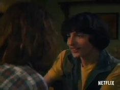 i'm fuckin crying and screaming at the same time…OMG😭😍 - Top-Trends Stranger Things Quote, Stranger Things Actors, Stranger Things Season 3, Stranger Things Aesthetic, Stranger Things Netflix, Best Tv Shows, Best Shows Ever, Movies Showing, Movies And Tv Shows