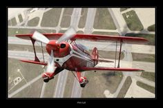 Pitts Special...greatest aerobatic aircraft ever.