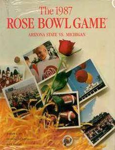 Rose Bowl 1987