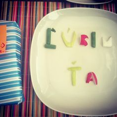 #loveyou #Slovak #surprise #from #beautiful #girl #morning #vegetables #breakfast #love http://www.finila.com