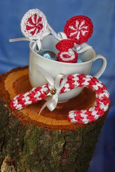 Polly kreativ: Jetzt hab ich nicht mehr alle Tassen im Schrank! - Zuckerstange, Bonbon und Lecker