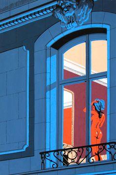Vincent Mahe: Neighbours