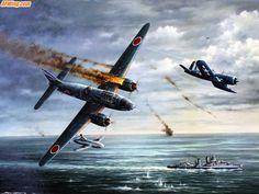 Corsair Strike!  Ohka Bomb intervention!
