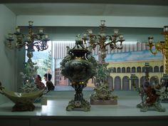 Fábrica de Cristais em Gramado.