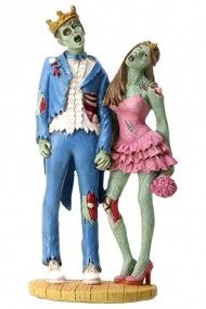 Zombie Prom King and Queen