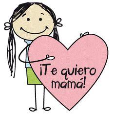 """#clipart """"Te quiero """""""