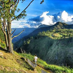 19 out-of-this-world hiking trails in Indonesia with the most incredible views