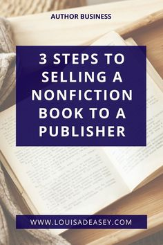 Whether you've written a memoir, a self-help, a business book or a biography, this #nonfiction #publishing post is for you. #writing #autobiographical #pubtip #writingtips #books #bibliophile #writingprompts #authorquote #journalprompts #creativewriting #writinginspiration #qotd #editingtips #querytip #firstdraft #storytelling #bookquote #storystructure #herosjourney #memoir #journal #editing #authoradvice