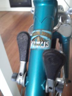 Vitus 172 and lovely simplex levers <3