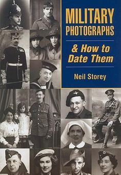 Military Photographs And How To Date Them