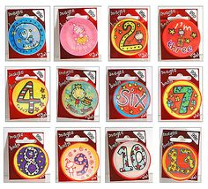 #Magic #birthday badges #holographic age 1 2 3 4 5 6 7 8 9 10 11 13,  View more on the LINK: http://www.zeppy.io/product/gb/2/290719241455/