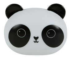 Aiko Panda Night Light available from Children's Rooms Ceiling Shades, Lamp Shades, Toddler Night Light, 15 Minute Timer, Scared Of The Dark, Kids Lighting, Head Shapes, Aiko, Bedside Lamp