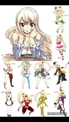 Fairy Tail - Lucy Stardresses :) seh becomes more ans more like Erza. Fairy Tail Lucy, Fairy Tail Nalu, Fairy Tail Meme, Fairy Tail Ships, Rog Fairy Tail, Fairy Tail Fotos, Image Fairy Tail, Fairy Tail Images, Fairy Tail Pictures
