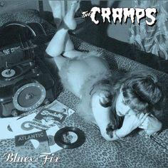 "The Cramps - Blue Fix 10"" EP Record Vinyl - BRAND NEW - Import #thecramps #vinyl"