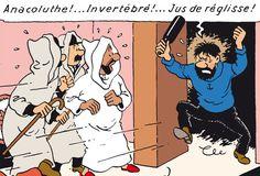 Les Aventures de Tintin - Le Crabe aux pinces d'or