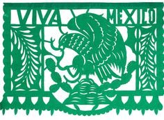 Maybe we could project light through it for there to be birds on the walls? Mexican Fiesta Decorations, Mexican Fiesta Party, Mexican Crafts, Mexican Folk Art, Matarazzo, Chinese Paper Cutting, Mexican Heritage, Hispanic Heritage Month, Mexico Style