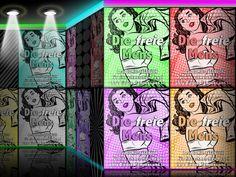Comic, Joker, Fictional Characters, Woman, Comic Book, Cartoon, The Joker, Fantasy Characters, Comics