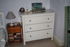 Dresser As Nightstand, Table, Room, Furniture, Home Decor, Bedroom, Decoration Home, Room Decor, Tables