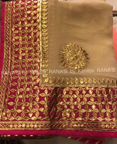Bridal Dupatta, Bridal Mehndi Dresses, Mehendi Outfits, Zardosi Embroidery, Hand Work Embroidery, Hand Embroidery Designs, Pakistani Formal Dresses, Pakistani Outfits, Indian Dresses