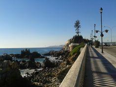Avenida Marina, Viña del Mar Chile