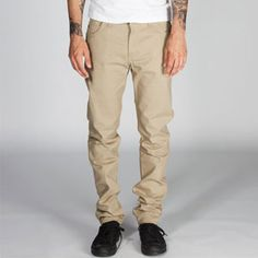 Why Khaki Pant is essential for Men's Capsule Wardrobe | Khakis