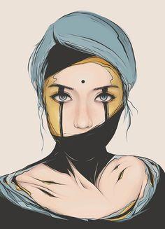Girls are Cooler by Yuschav Arly — Designcollector