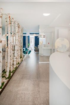 KRION® Blog – Porcelanosa Solid Surface » Hotel Chavanel & KRION®