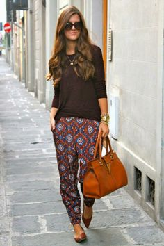 Study Abroad Chic: Outfit Log | Chic Street Style