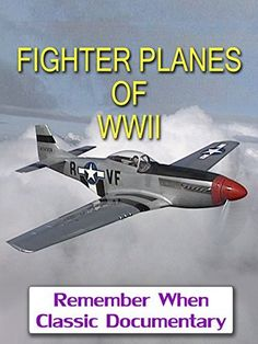 Brian Johnson, Amazon Instant, Instant Video, Prime Video, Classic Movies, Vintage Movies, Wwii, Planes, Documentaries