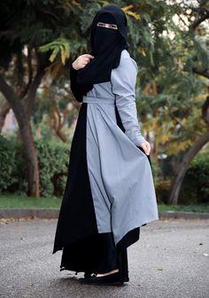 ☪️ Hijab Gown, Hijab Evening Dress, Hijab Niqab, Muslim Hijab, Hijab Chic, Mode Hijab, Hijab Dp, Anime Muslim, Niqab Fashion