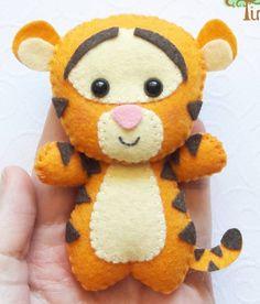 Turma do Pooh pocket - Tigrão