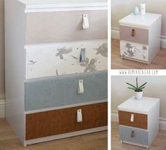 Ikea Malm, Sweet Home, Interior Design, Mirror, Bathroom, Furniture, Ikea Hacks, Ideas Para, Beach House