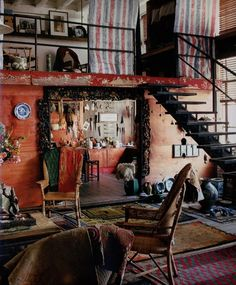 Industrial boho (WHO LIVES IN THIS DREAM?!?!)