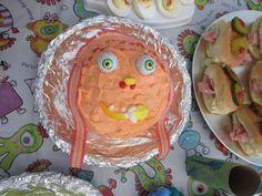 Ally's Monster Birthday Cake