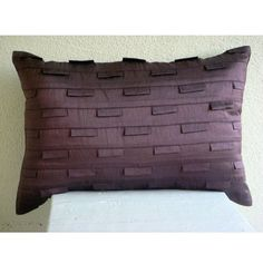 Handmade Plum Standard Pillow Shams, Solid Color Pintucks... https://www.amazon.com/dp/B004NPQK16/ref=cm_sw_r_pi_dp_x_nwQryb3XCCVWX